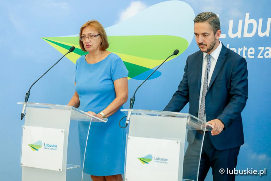 """Lubuskie chce zmian w programie """"Mosty dla regionów"""""""