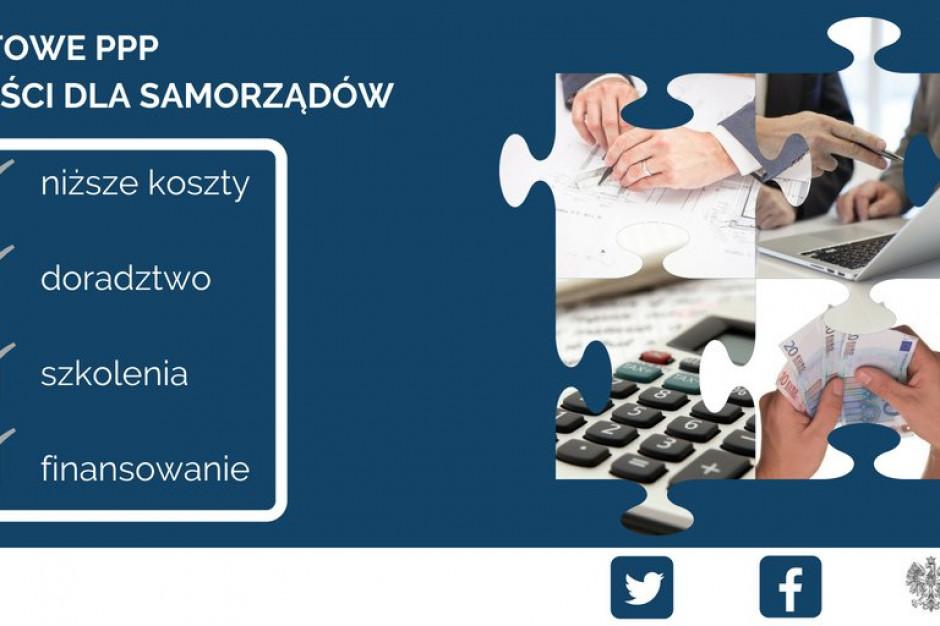 600 mln zł na inwestycje dla samorządów w formule PPP