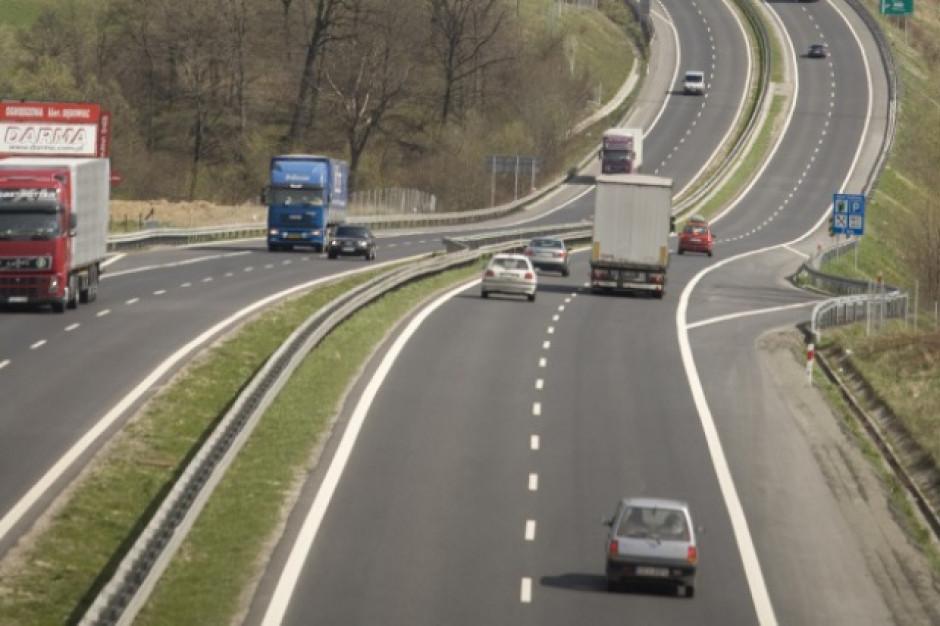 Małopolskie. Kierowcy mogą korzystać z pierwszego wiaduktu na nowej Zakopiance