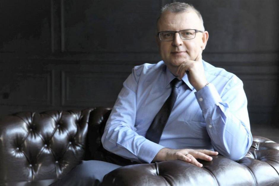 Kazimierz Ujazdowski nie będzie kandydował na prezydenta Wrocławia