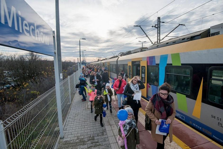 UTK: Spada punktualność pociągów osobowych