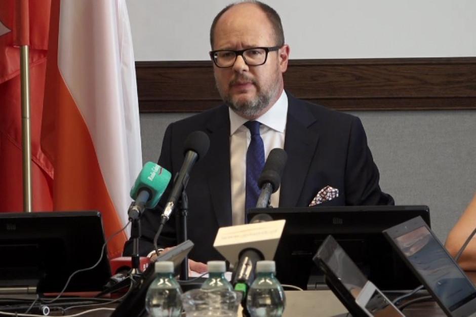 Paweł Adamowicz: Przedstawiciele służb mundurowych będą 1 września, jak co roku, na Westerplatte