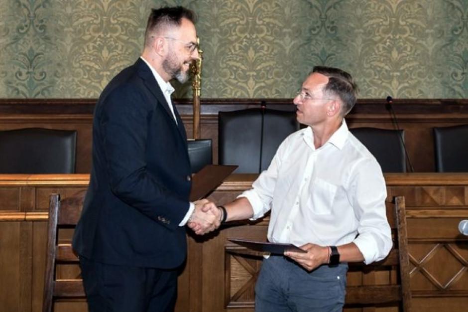 Wrocław: miasto i firma Nokia podpisały list intencyjny o współpracy