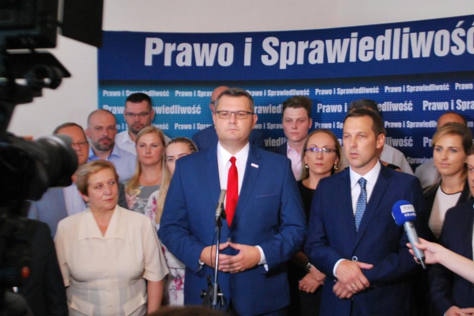 Jarosław Szlachetka kandydatem na burmistrza Myślenic