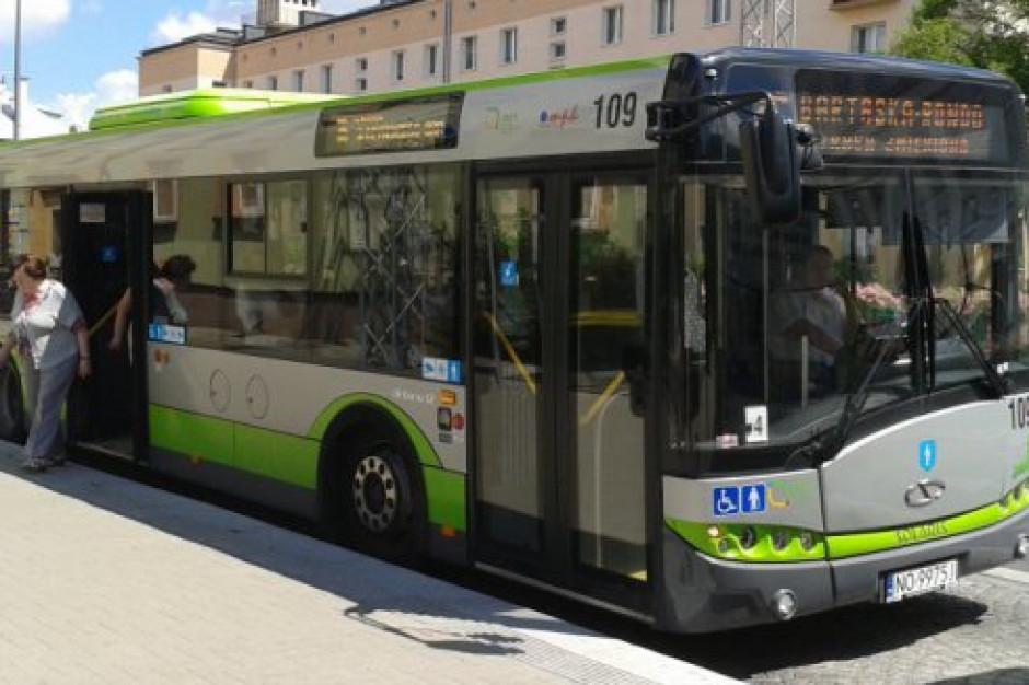 Mieszkańcy gminy Stawiguda będą jeździć do Olsztyna komunikacją miejską