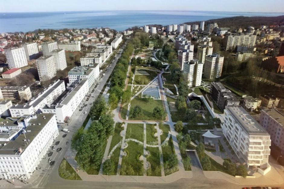 Grynia: Rusza przetarg na budowę Parku Centralnego z podziemnym parkingiem