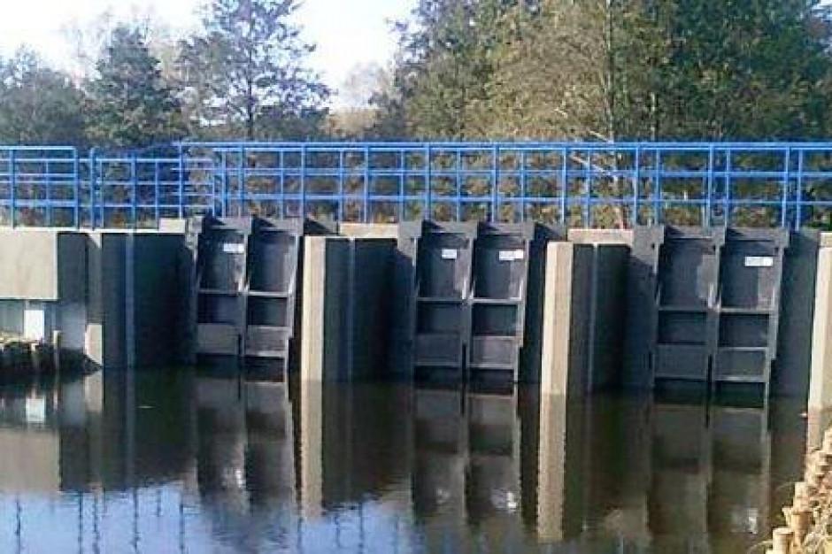 Zachodniopomorskie: problem z inwestycjami w gospodarce wodnej