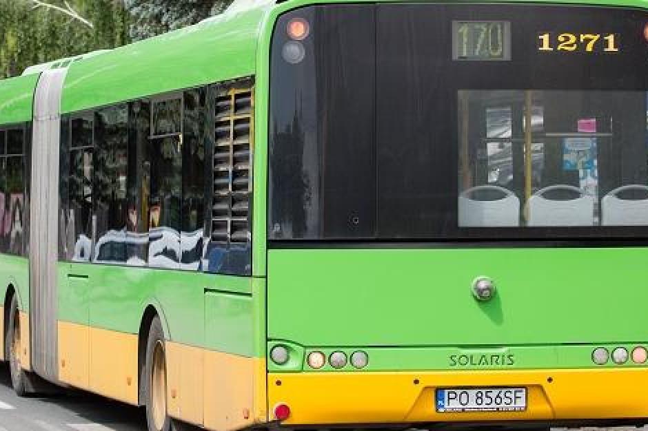 Nowa linia autobusowa w Poznaniu