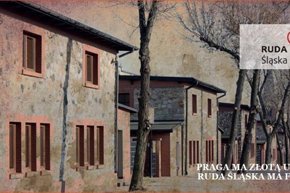 Ruda Śląska zaadaptuje budynek w kolonii robotniczej Ficinus