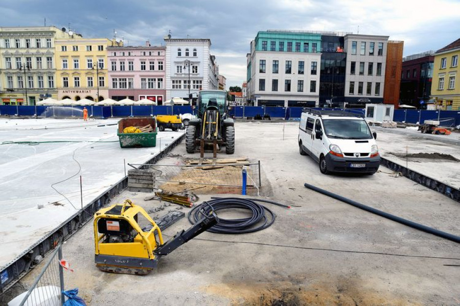 Bydgoszcz rewitalizuje Stary Rynek
