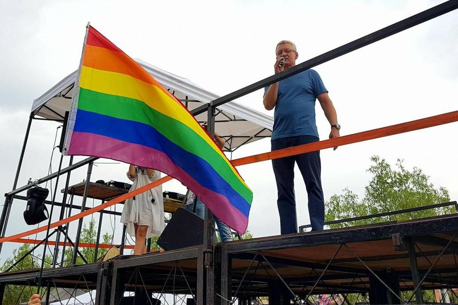 Jacek Jaśkowiak objął patronatem Marsz Równości w Poznaniu