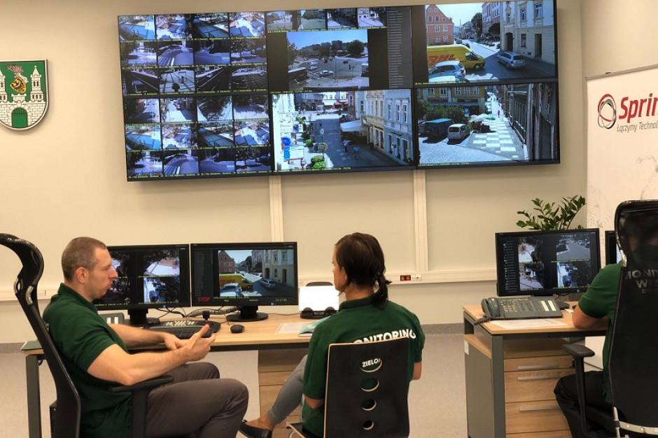 System ochrony wizyjnej Zielonej Góry już uruchomiony