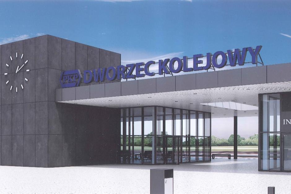 Nowy dworzec oświęcimski zostanie otwarty wiosną przyszłego roku