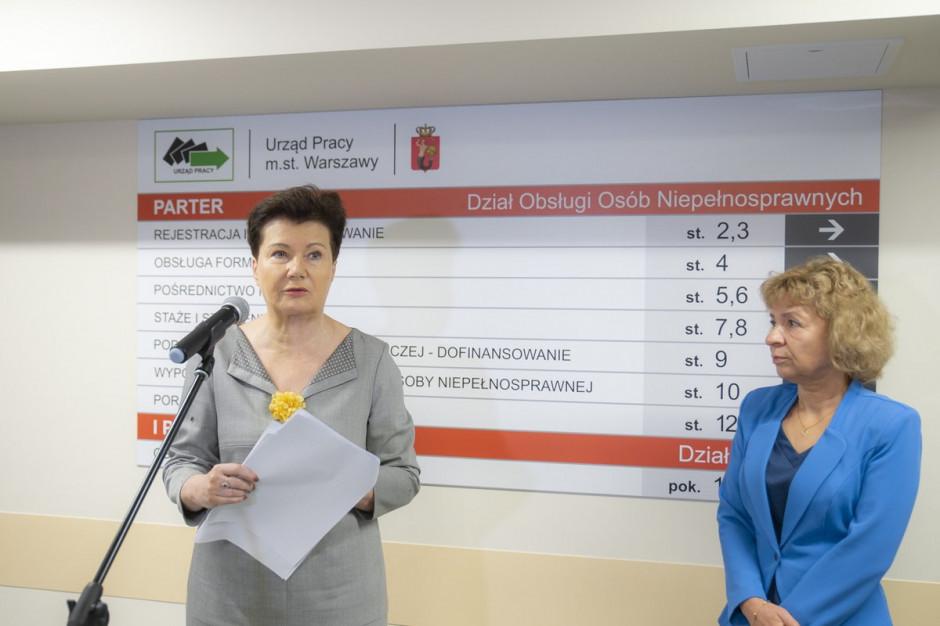 Hanna Gronkiewicz-Waltz: Dla ONR-u i faszystowskich haseł w Warszawie nigdy nie będzie zgody