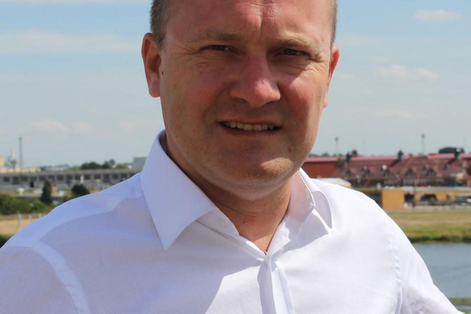 Prezydent Szczecina Piotr Krzystek będzie się ubiegać o reelekcję