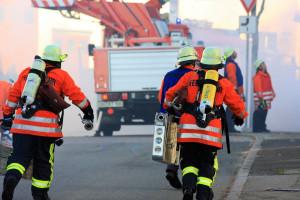 600 interwencji w związku z burzami. Jeden ze strażaków lekko ranny