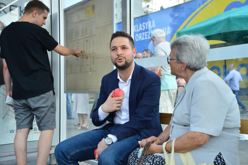 Kandydat na prezydenta Warszawy Patryk Jaki w niedzielę zaprezentuje sztab wyborczy