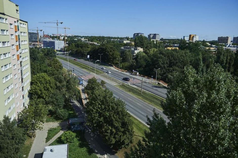 Nowe torowisko, jezdnie, chodniki, pas dla MPK. Łódź rusza z ważną inwestycą