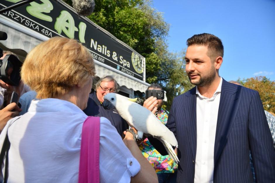 Patryk Jaki: Na spokojnie podchodzę do sondaży, Warszawa zasługuje na uczciwą władzę