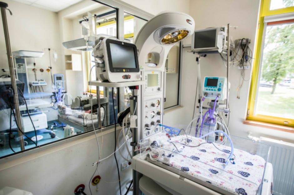 Szpital w Radomiu dostał sprzęt od WOŚP