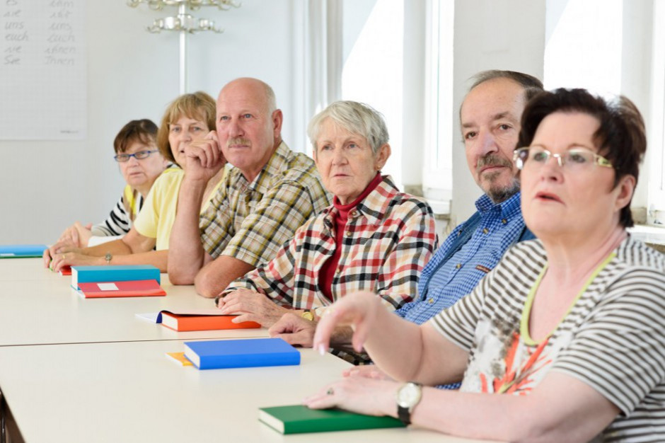 Świętokrzyskie dostało środki z UE na szkolnictwo zawodowe i kluby seniora