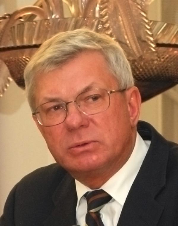 Andrzej Celiński, polityk, socjolog, opozycjonista w PRL, w II RP od 2001 do 2002 r. minister kultury (fot. wikimedia.org/CC BY-SA 3.0)