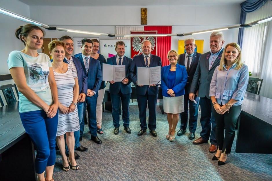 Wodociągowe inwestycje w Gorlicach i Beskidzie Niskim