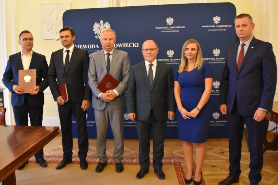 6,3 mln złotych z budżetu państwa dla Otwocka i Przysuchy