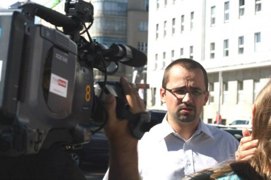 Marcin Horała deklaruje, że w Gdyni nie będzie więcej nowych sklepów zagranicznych sieci