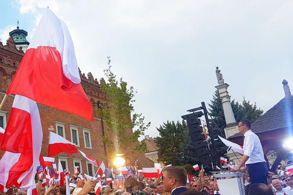 Premier: Program PiS doprowadzi nas do lepszej Polski
