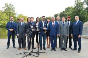 Znamy skład sztabu wyborczego Patryka Jakiego