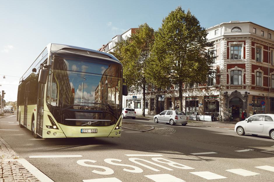Elektryczne autobusy Volvo pojadą z Wrocławia do szwedzkiego miasta Uddevalla