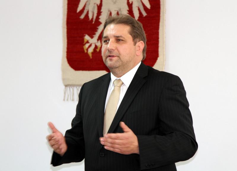 Błażej Borowiec (fot. borowiecnisko.pl)