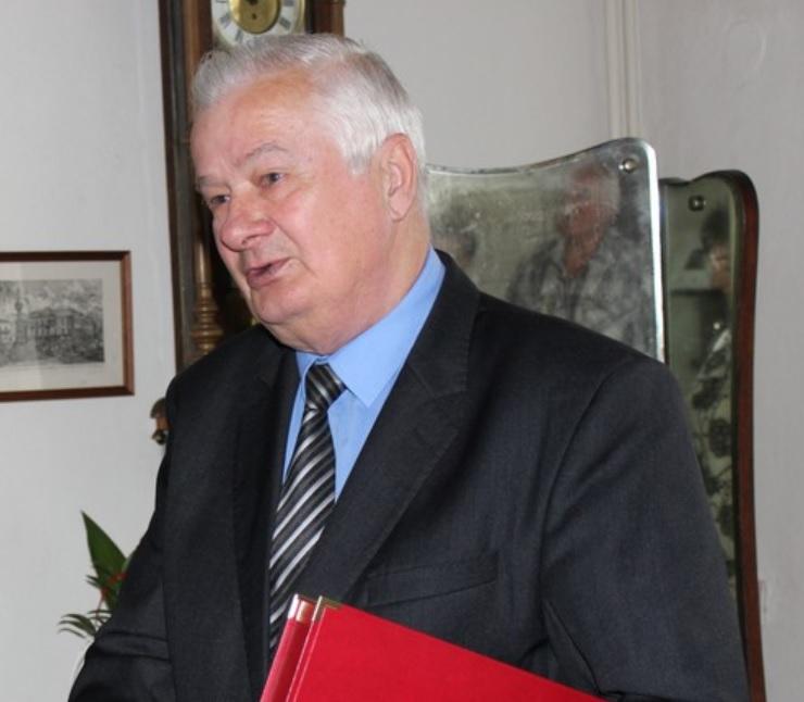 Julian Ozimek (fot. nisko.pl)