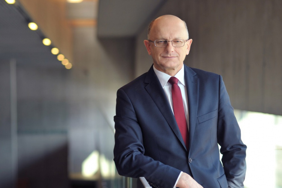Krzysztof Żuk przedstawił główne założenia programu wyborczego