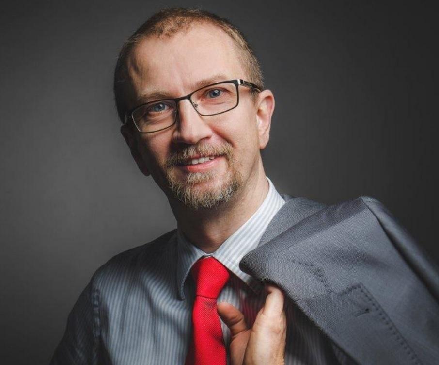 Witold Garstka (fot. witoldgarstka.pl)