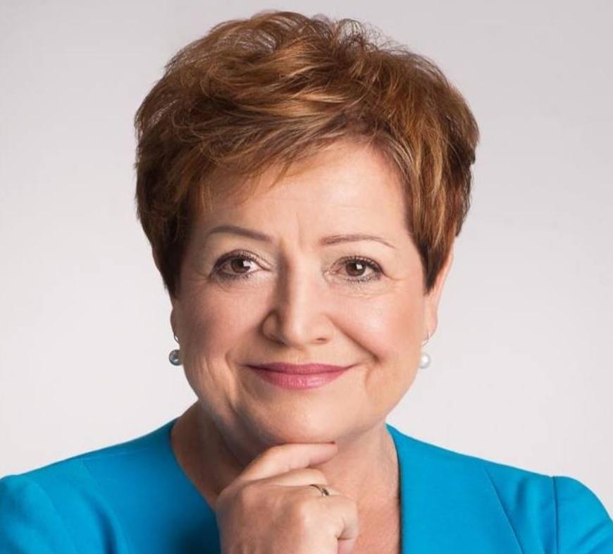 Bożena Szydłowska (fot. facebook)