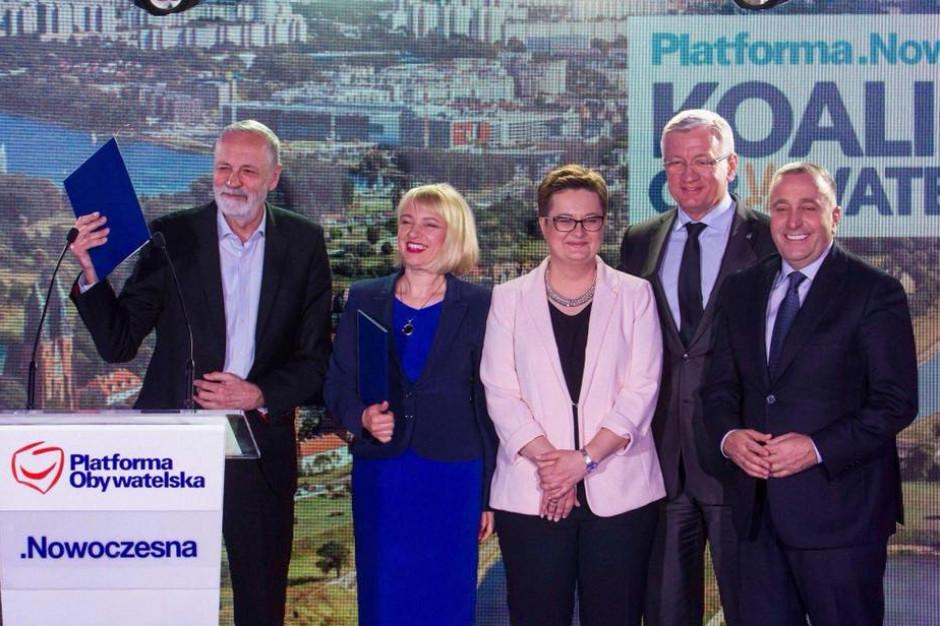 Wybory 2018. Sprawdzamy, co PO i Nowoczesna oferują miastom wojewódzkim