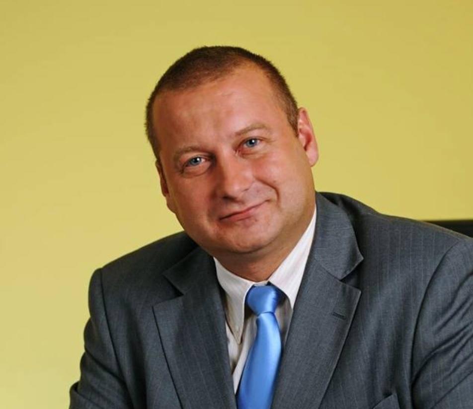 Tomasz Pisarek (fot. facebook)