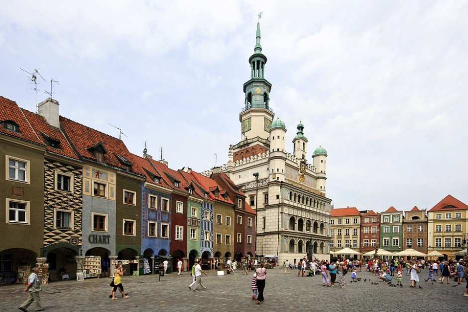 Poznań w finale konkursu na Europejską Stolicę Młodzieży