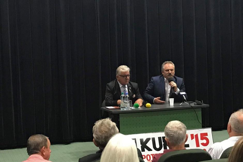 Jakubiak kreśli, jaka ma być Warszawa pod rządami kandydata Kukiz'15