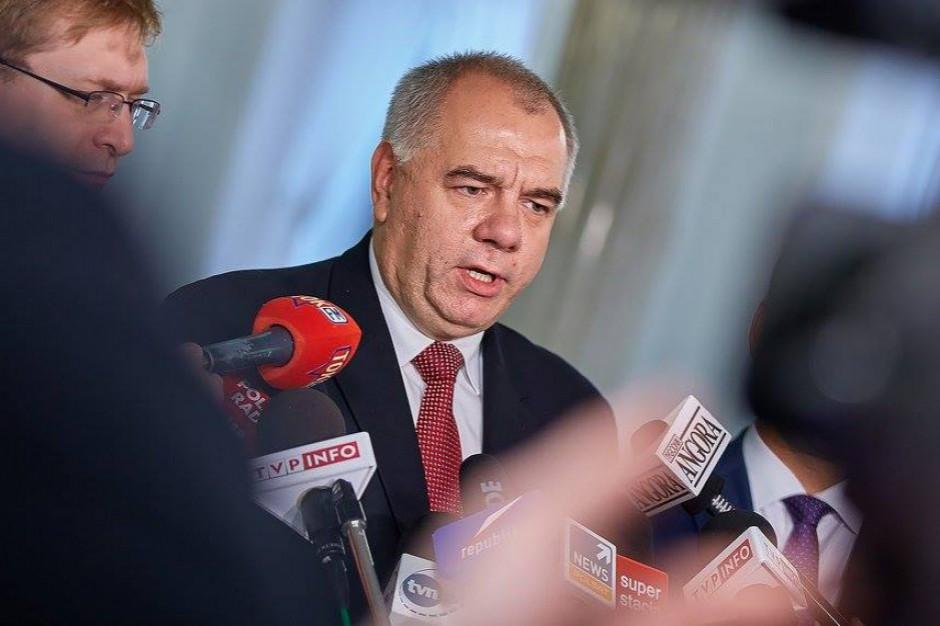 Jacek Sasin nie ma wątpliwości, kto wygra wybory na prezydenta Warszawy