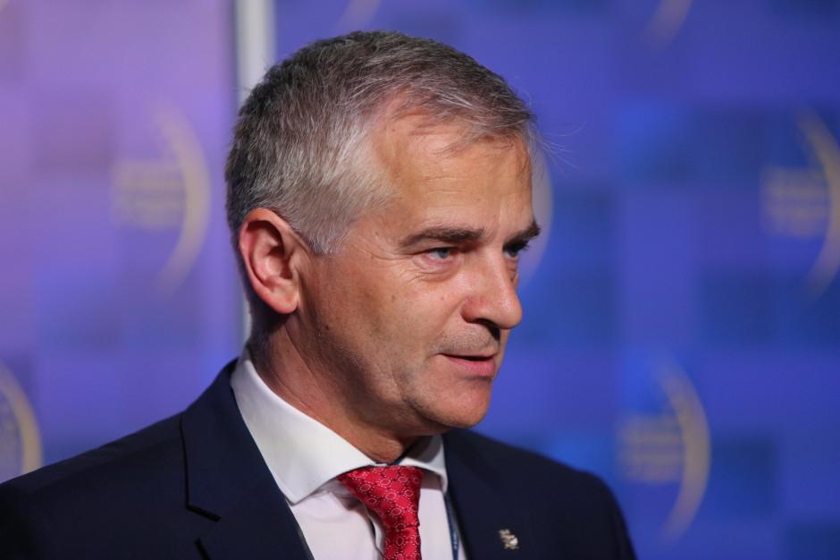 Poseł Andrzej Maciejewski chce zostać senatorem z komitetu wyborczego Prawica