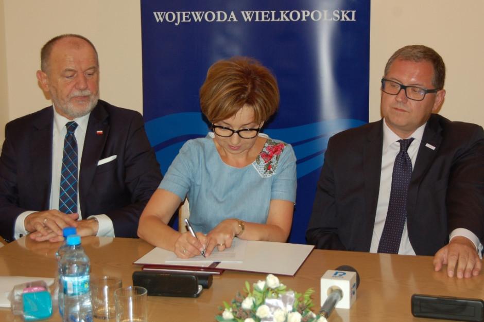 Samorządy południowej Wielkopolski z rządową dotacją na remonty dróg