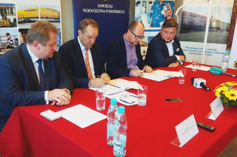 Miasto Gdańsk przez trzy lata będzie pomagało szpitalom