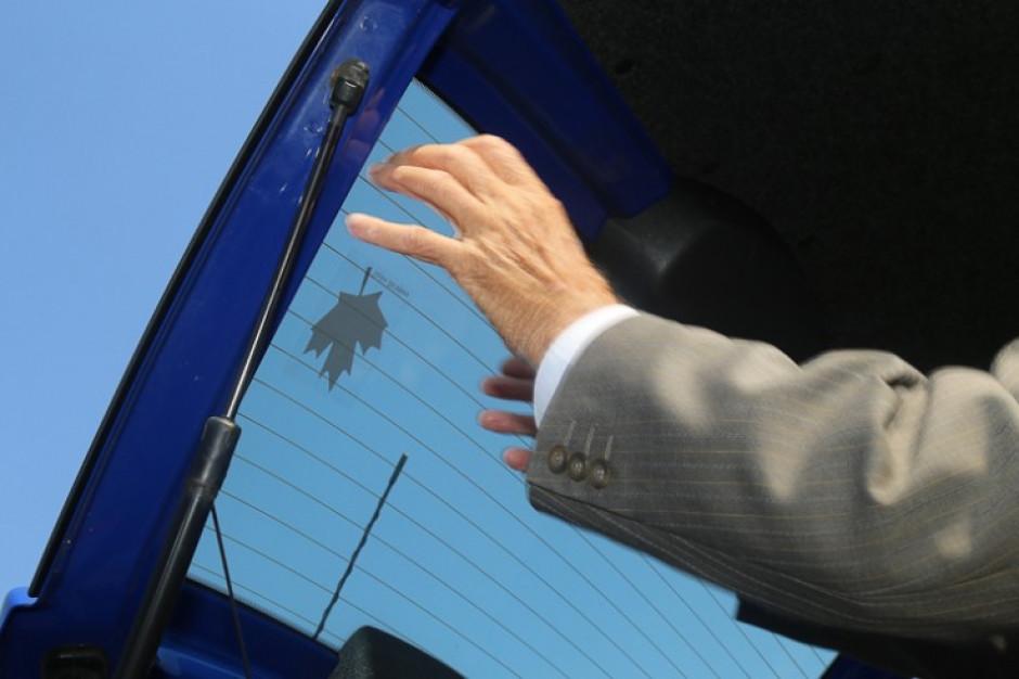 Pamiętacie zielony liść dla kierowców nowicjuszy? Będzie srebrny listek