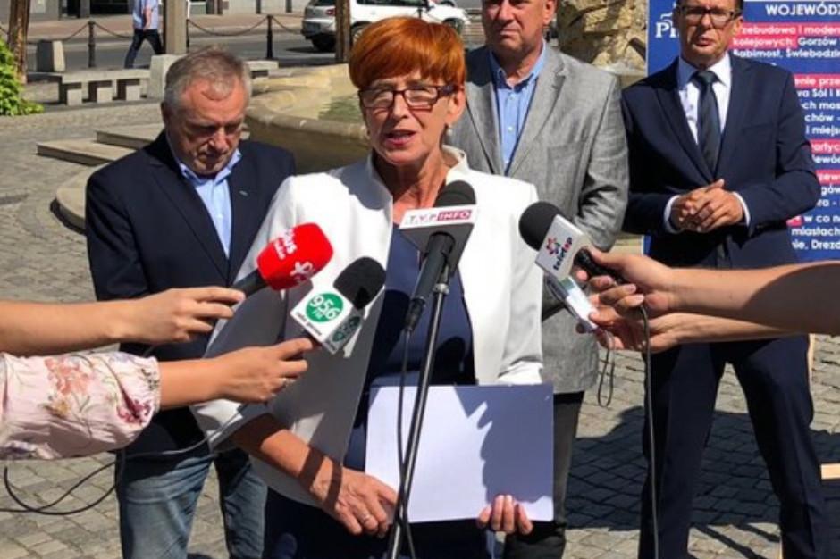 Dodatkowe kryterium dochodowe w programie 500 plus? Minister Elżbieta Rafalska wyjaśnia