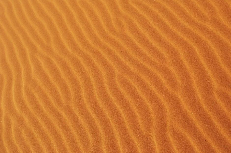 Opolskie: burza piaskowa i podtopienia skutkami frontu atmosferycznego