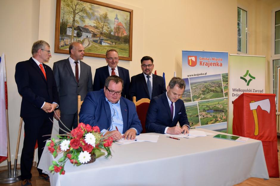 Wielkopolskie: podpisano umowę na rozbudowę drogi wojewódzkiej nr 190