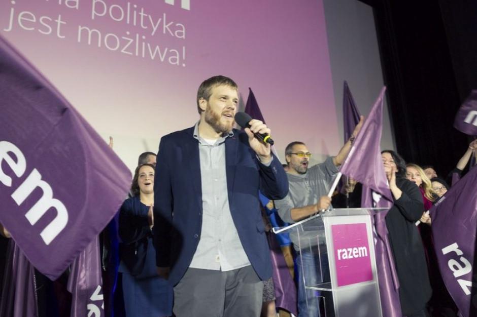 Partia Razem przedstawiła hasło i kandydatów w wyborach do sejmiku woj. mazowieckiego